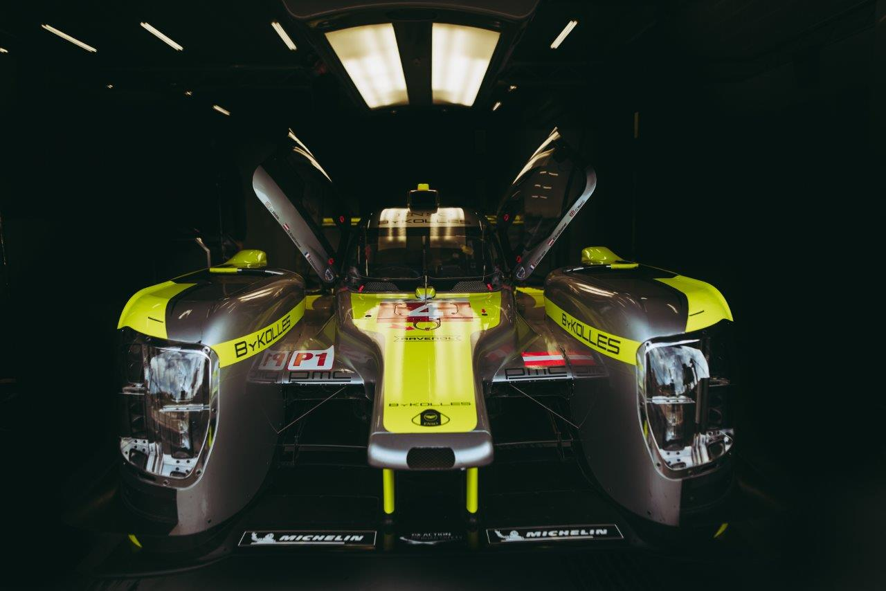 ByKOLLES Welcomes new FIA/ACO Le Mans 2020 regulations