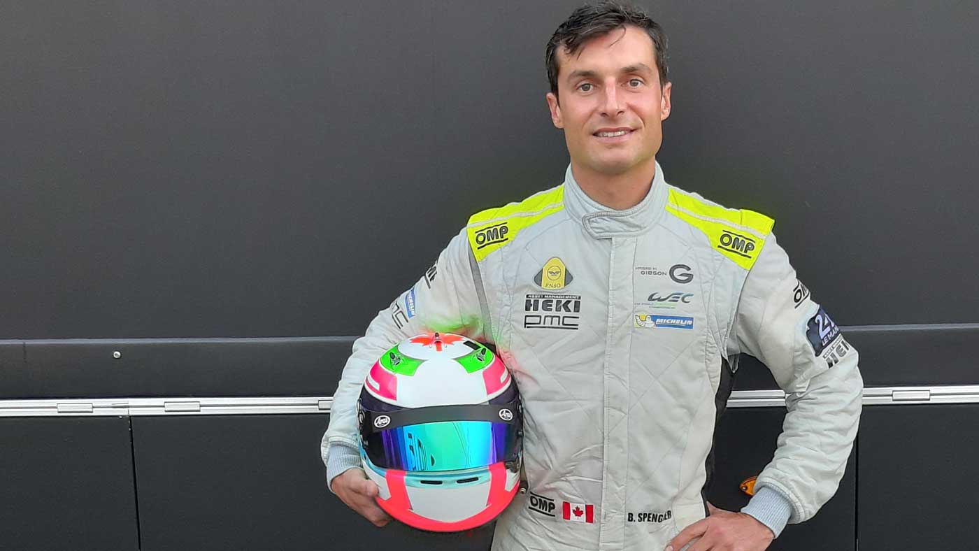 ByKOLLES Racing signs Bruno Spengler for Le Mans