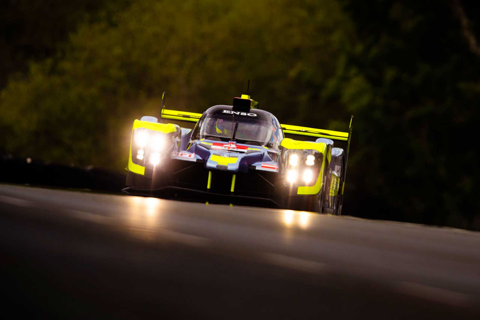 Oliver Webb completes ByKOLLES line up for Spa and Le Mans